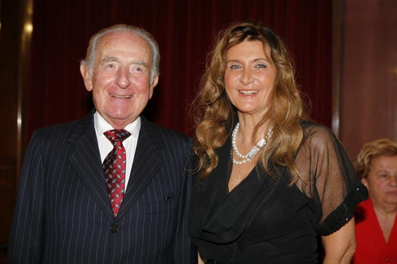 Camillo Olivetti + Marialuisa Trussardi