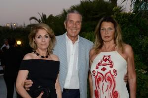 ALESSANDRA E ENRICO CHIODI DAELLI - MARIALUISA TRUSSARDI PRESIDENTE