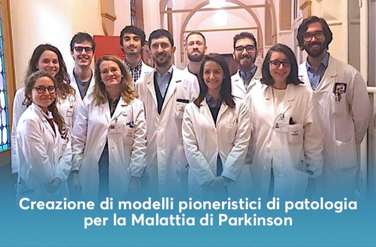 CentroDinoFerrari_Articolo_Parkinson_RaccoltaFondiProgettoRicerca