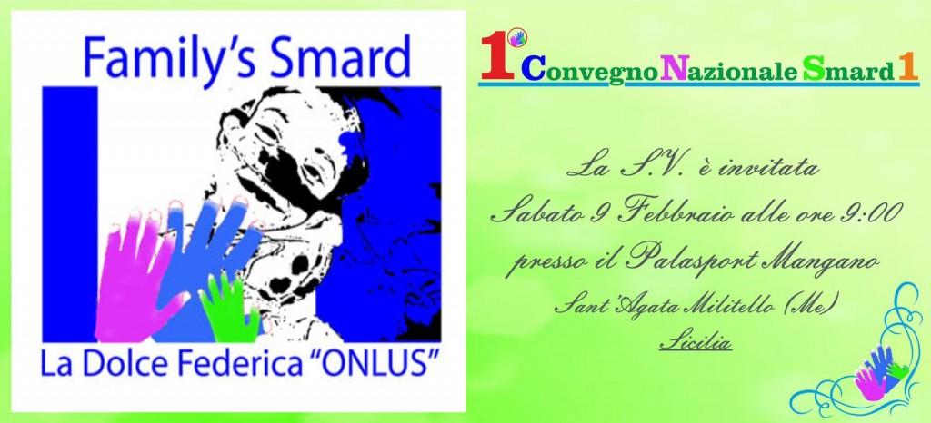 Convegno SMARD1 - invito